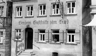 Radbrauerei Gebr. Bucher –Günzburger Weizen – Historie, 1590