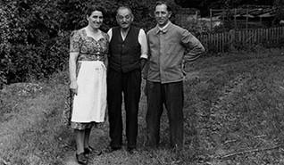 Radbrauerei Gebr. Bucher –Günzburger Weizen – Historie, 1950