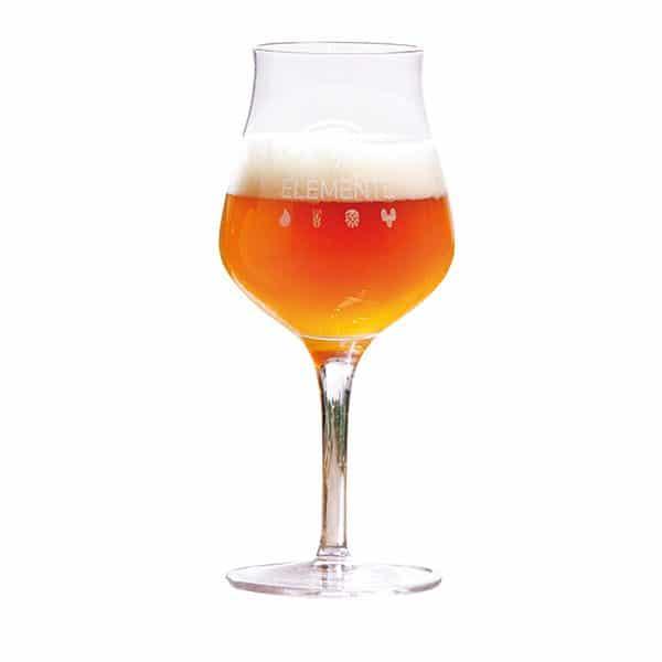 Radbrauerei Gebr. Bucher –Günzburger Weizen – Shop, Lupulus Glas