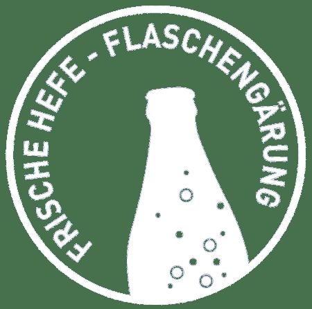 Radbrauerei Gebr. Bucher –Günzburger Weizen – Flaschengärung