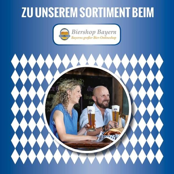 Radbrauerei Gebr. Bucher –Günzburger Weizen – Unser Sortiment beim Biershop Bayern