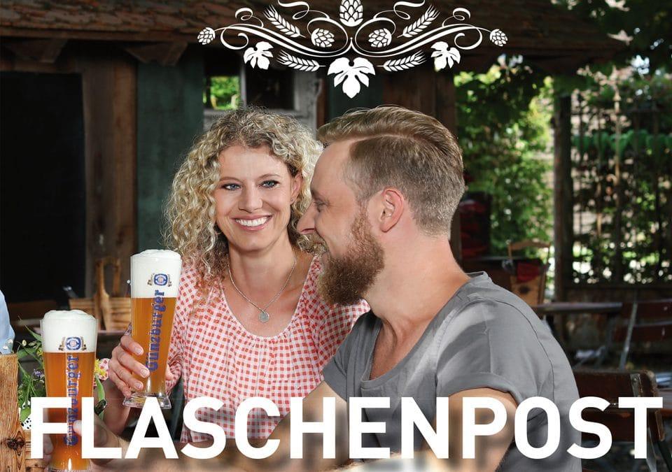 Radbrauerei Gebr. Bucher –Günzburger Weizen – News. Flaschenpost