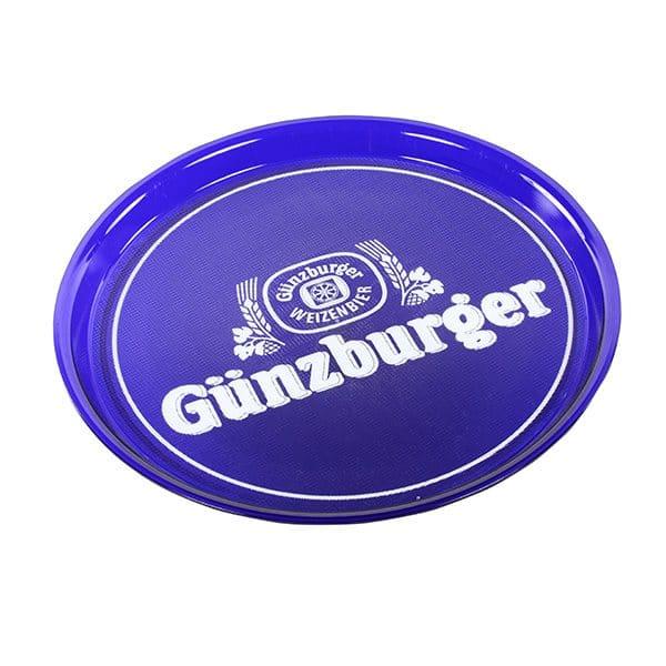 Radbrauerei Gebr. Bucher –Günzburger Weizen – Shop, Serviertablett
